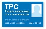 PACKS FORMATIVOS Tarjeta Profesional de la Construcción