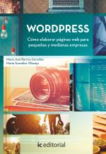 Wordpress. C�mo elaborar p�ginas web para peque�as y medianas empresas