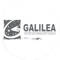 Logo Galilea centro de formación y cliente de Innovación y Cualificación