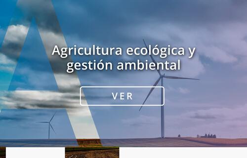 Portada agricultura ecológica y gestión ambiental