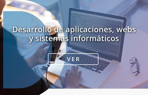 Contenidos e learning para desarrollo de aplicaciones, webs y sistemas informáticos